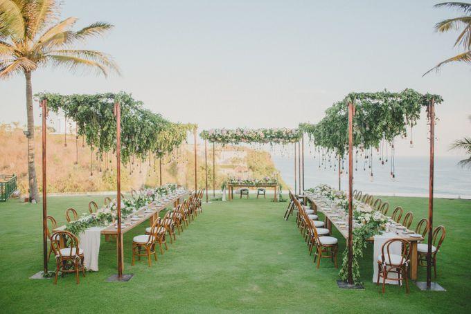 Mika And Jun Bali Wedding At Semara Uluwatu By Terralogical Bridestory Com