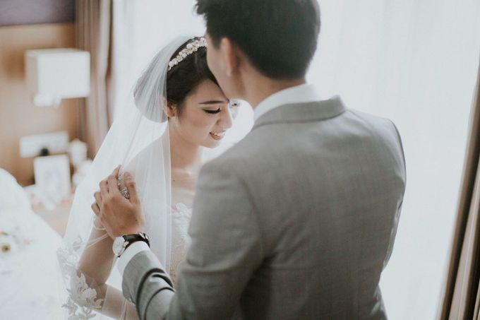 Ryan & Gressa Wedding by DESPRO Organizer - 005