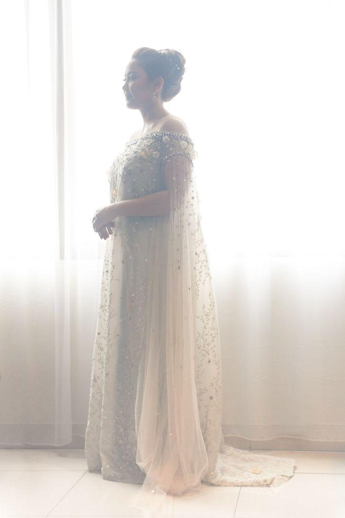 Marissa Outdoor Reception Dress by SARSA - 008