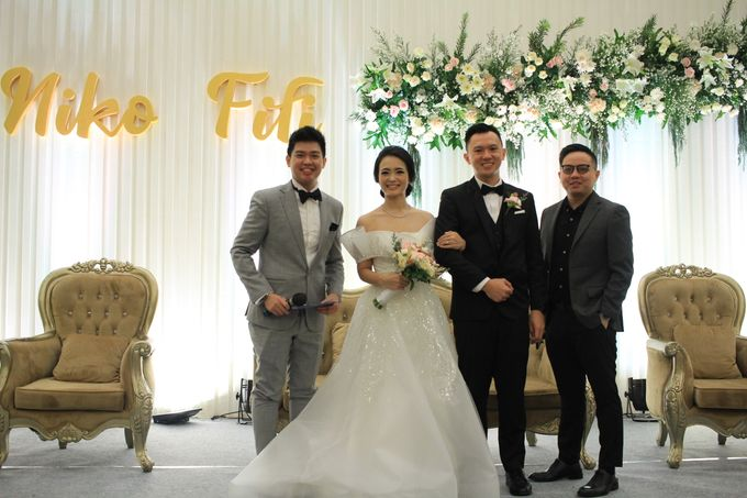 MC Wedding Aston Sentul Bogor - Anthony Stevven by Anthony Stevven - 009