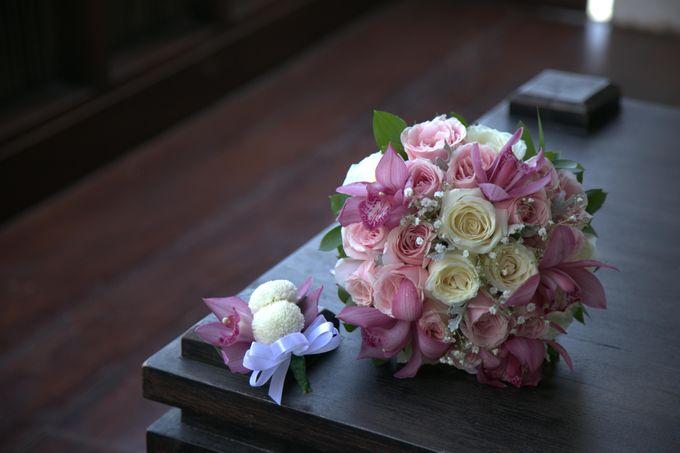 The Wedding Of  Mr Lee Beom Joo & Ms Kim A Ram by Bali Wedding Atelier - 001