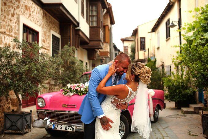 Mica & Ross British wedding by Wedding City Antalya - 001