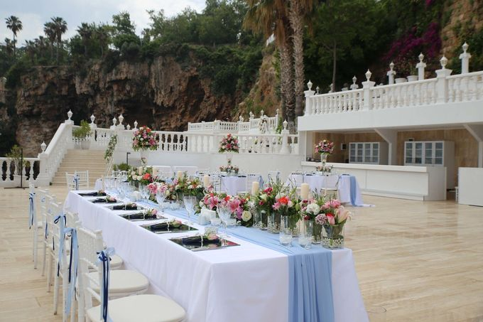 Mica & Ross British wedding by Wedding City Antalya - 020