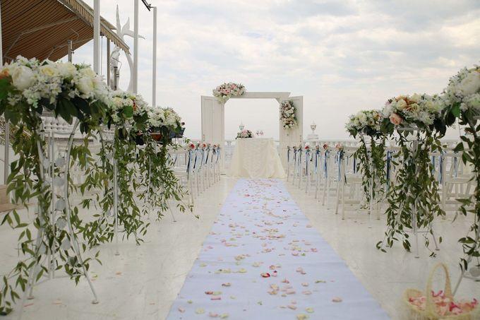 Mica & Ross British wedding by Wedding City Antalya - 010