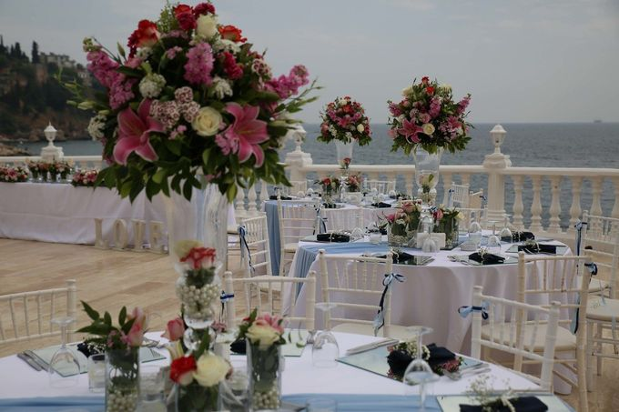 Mica & Ross British wedding by Wedding City Antalya - 018