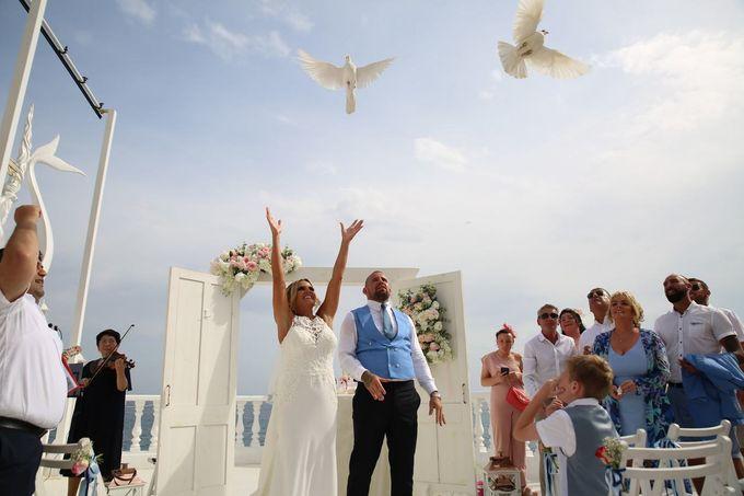 Mica & Ross British wedding by Wedding City Antalya - 017