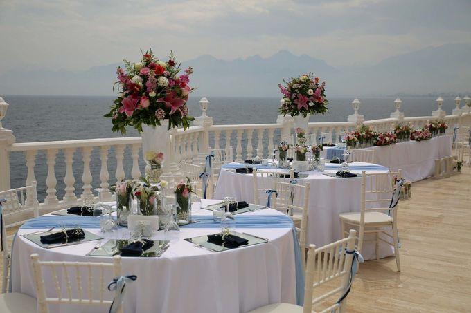 Mica & Ross British wedding by Wedding City Antalya - 019