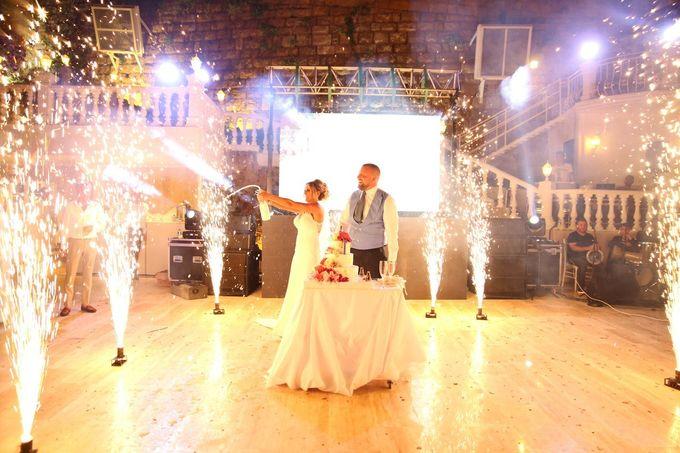 Mica & Ross British wedding by Wedding City Antalya - 028