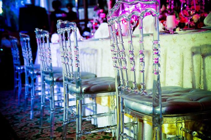 Ghost Chairs Set-up by Dyeni Trading - 001