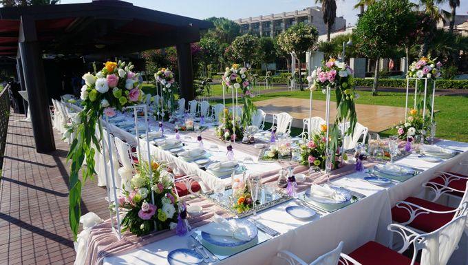 Omer & Katharina - Swiss and Turkish wedding by Wedding City Antalya - 001