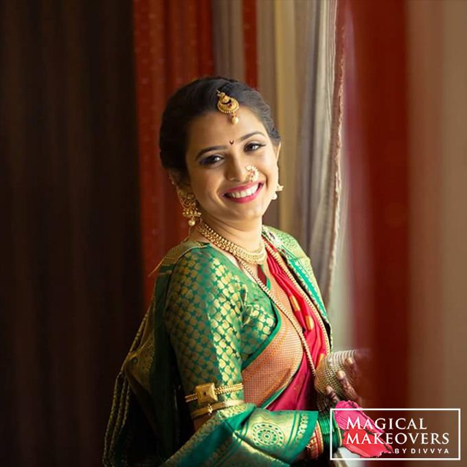 Bridal Portfolio by Magical Makeovers By Divvya - 023