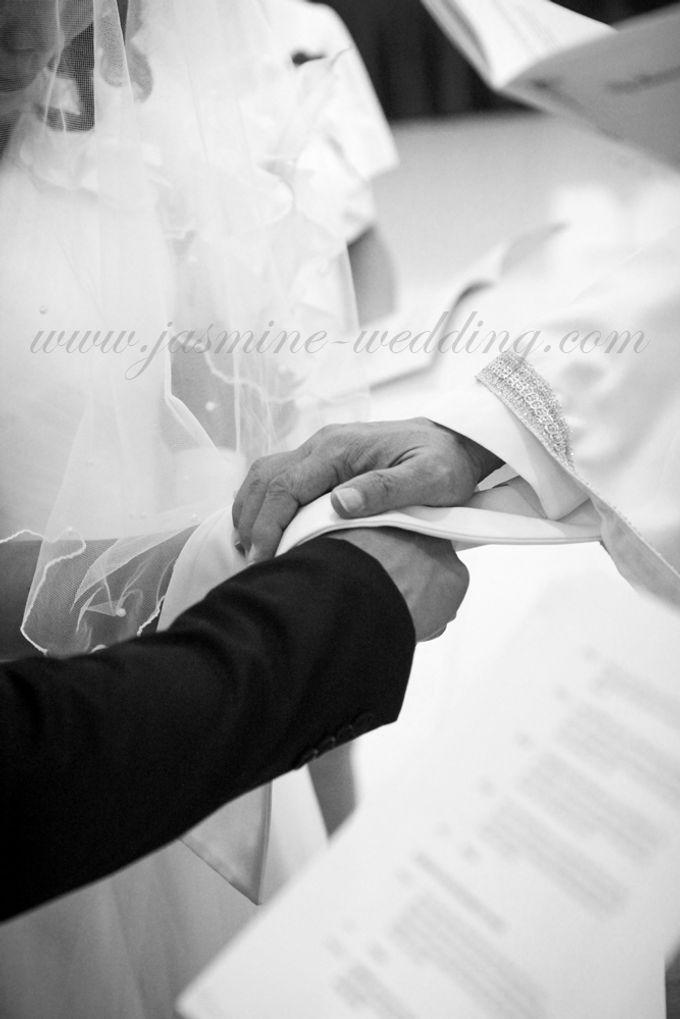 Wedding Blessing Ceremony Part III by Jasmine Wedding Bali - 004