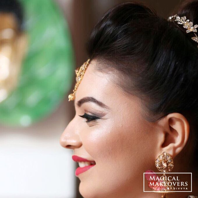 Bridal Portfolio by Magical Makeovers By Divvya - 002