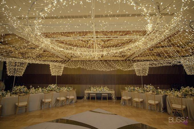 Wedding decoration Bliss events x Weddingism China at Conrad Koh Samui by Conrad Koh Samui - 014