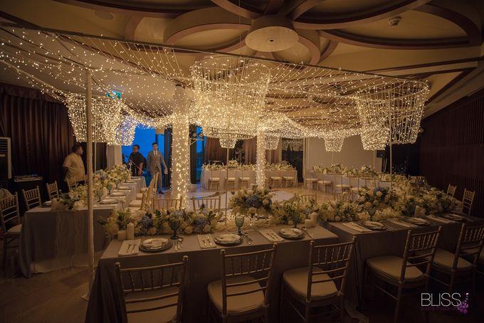 Wedding decoration Bliss events x Weddingism China at Conrad Koh Samui by Conrad Koh Samui - 015