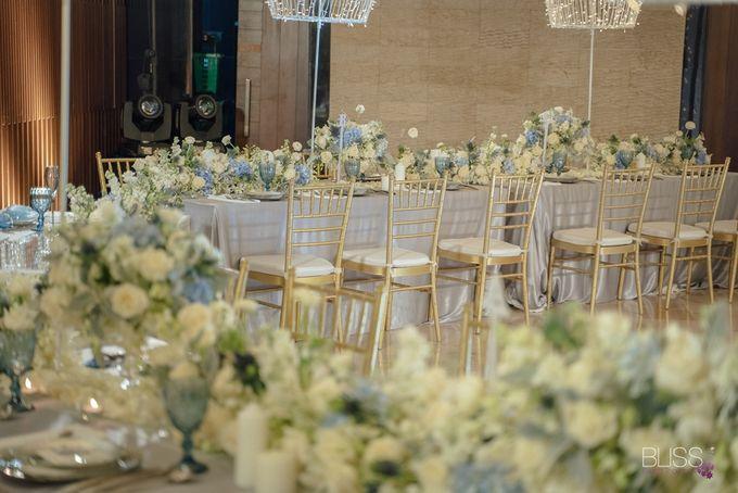 Wedding decoration Bliss events x Weddingism China at Conrad Koh Samui by Conrad Koh Samui - 018