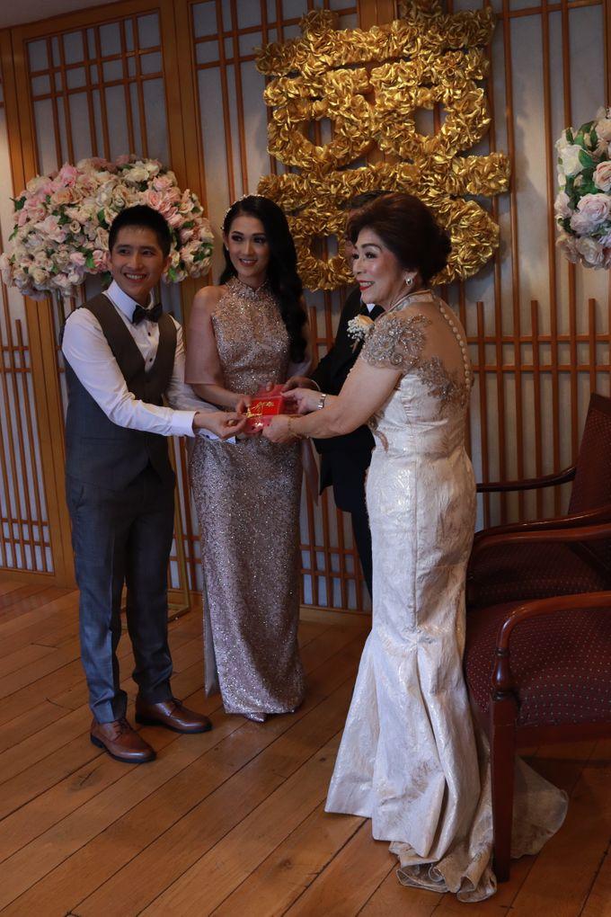 MC Intimate Wedding At Mercantile Jakarta - Anthony Stevven by Anthony Stevven - 021