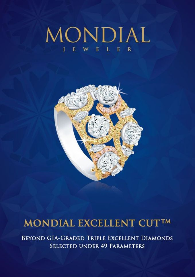 Mondial Excellent Cut by Mondial Jeweler - 006