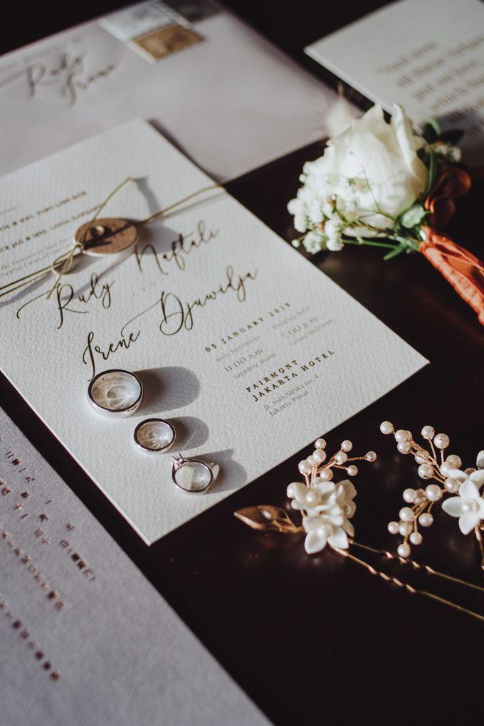 Rudy & Irene Wedding by One Heart Wedding - 002