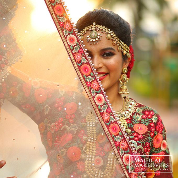 Bridal Portfolio by Magical Makeovers By Divvya - 027