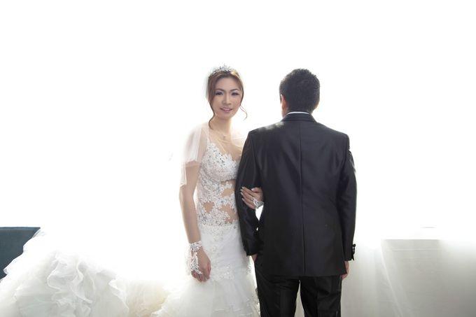 wedding day by Xin-Ai Bride - 030
