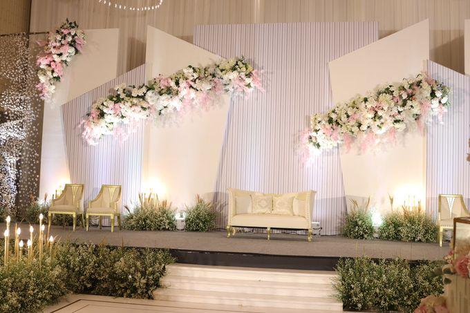 MC Wedding Double Tree Hotel Jakarta - Anthony Stevven by DONNY LIEM The Make Up Art - 013