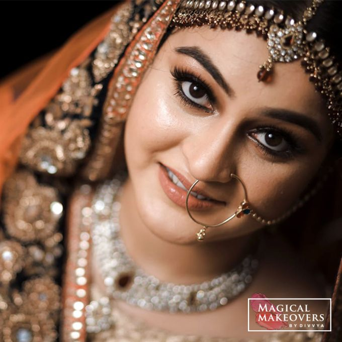 Bridal Portfolio by Magical Makeovers By Divvya - 001