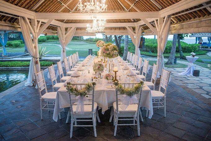 Romantic Dinner by d'Oasis Florist & Decoration - 007