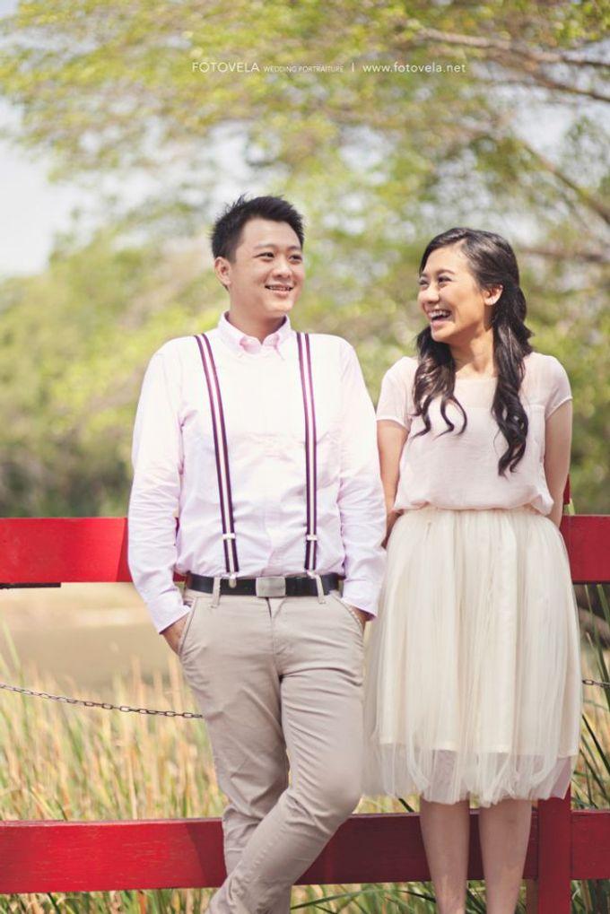 singapore Prewedding Fendy & Jeany by fotovela wedding portraiture - 003