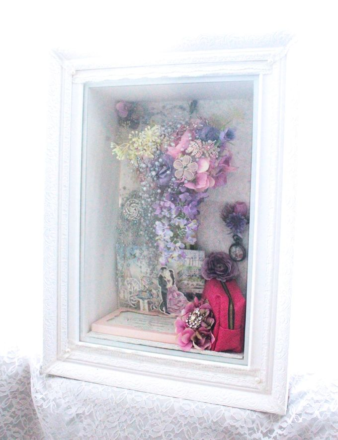 Frame Bouquet by Cup Of Love Design Studio - 014
