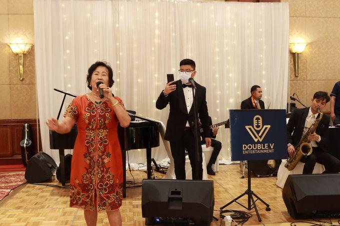 Entertainment Jazz Wedding JW Marriott Jakarta - Double V Entertainment by Double V Entertainment - 008