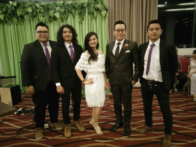 Rasimin & Viola Wedding At Fave Hotel by Fave Hotel Hypersquare - 001