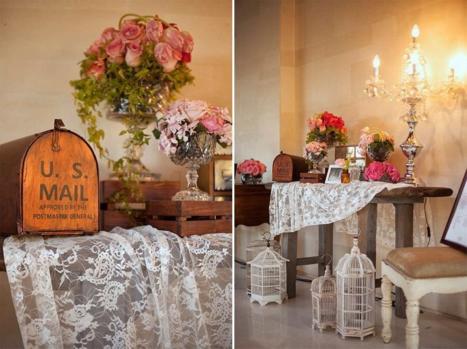 Shabby chic 2013 by AiLuoSi Wedding & Event Design Studio - 003