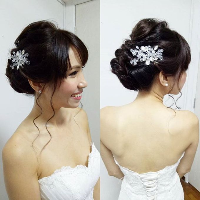 Bridal Makeovers by Star Glamour Artistry Pte Ltd - 013
