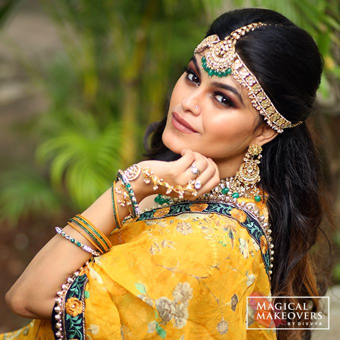 Bridal Portfolio by Magical Makeovers By Divvya - 029