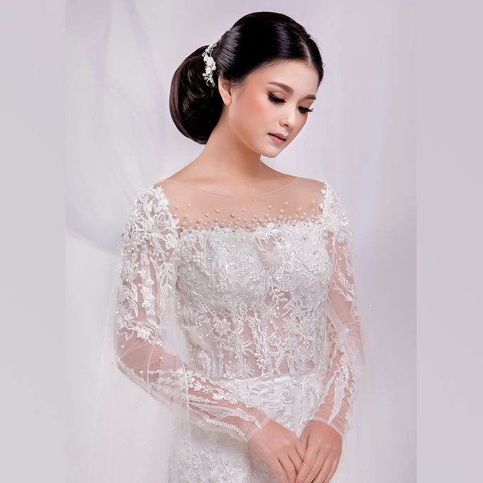 European Wedding Dresses by Gester Bridal & Salon Smart Hair - 025