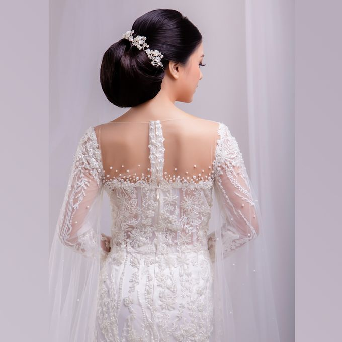 European Wedding Dresses by Gester Bridal & Salon Smart Hair - 026