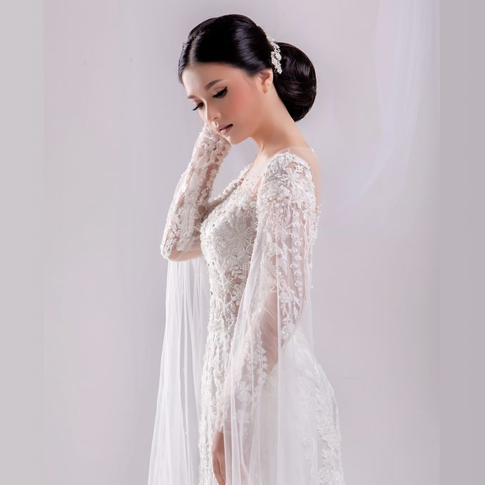 European Wedding Dresses by Gester Bridal & Salon Smart Hair - 027