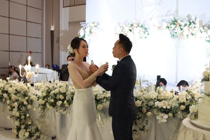 MC Wedding Intimate Fairmont Jakarta - Anthony Stevven by Anthony Stevven - 019