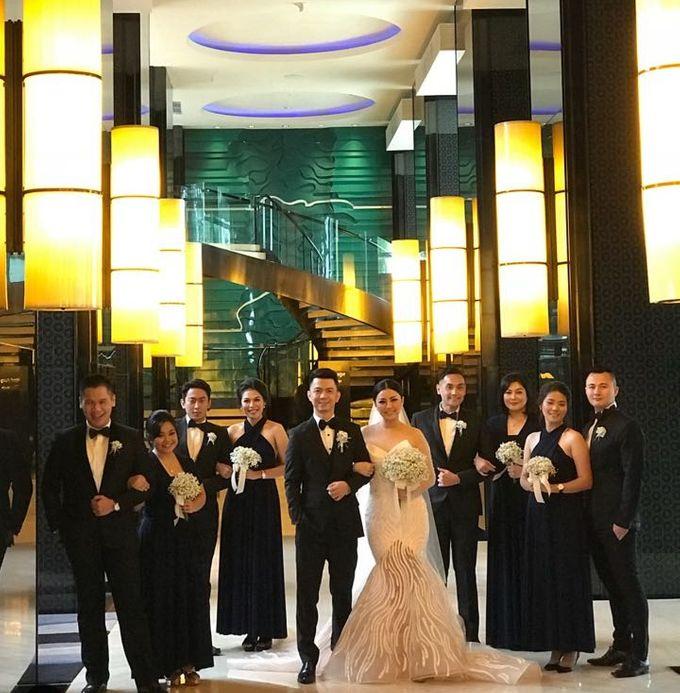 TINGGO YOVITA WEDDING by bridestore indonesia - 005