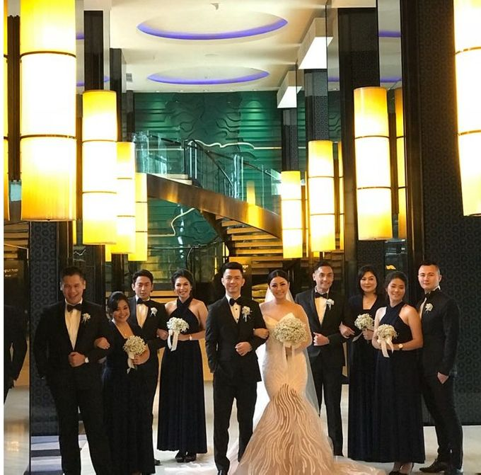 TINGGO YOVITA WEDDING by bridestore indonesia - 006