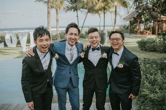 Wedding of Evelyn & Keith by Beyond Decor Company - 022