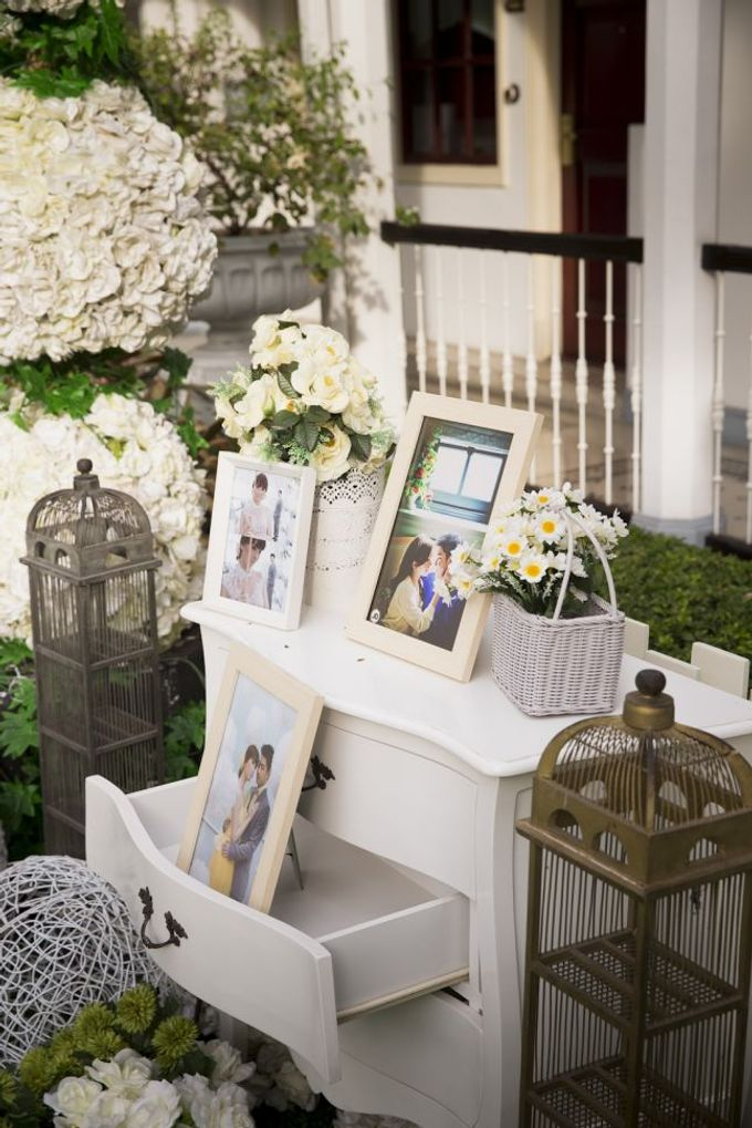Garden Wedding of Ricky & Inggrid by All Occasions Wedding Planner - 021