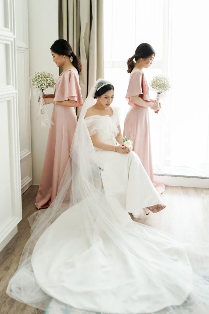 Wedding Of Sastra & Gracia (Green) by Ohana Enterprise - 030