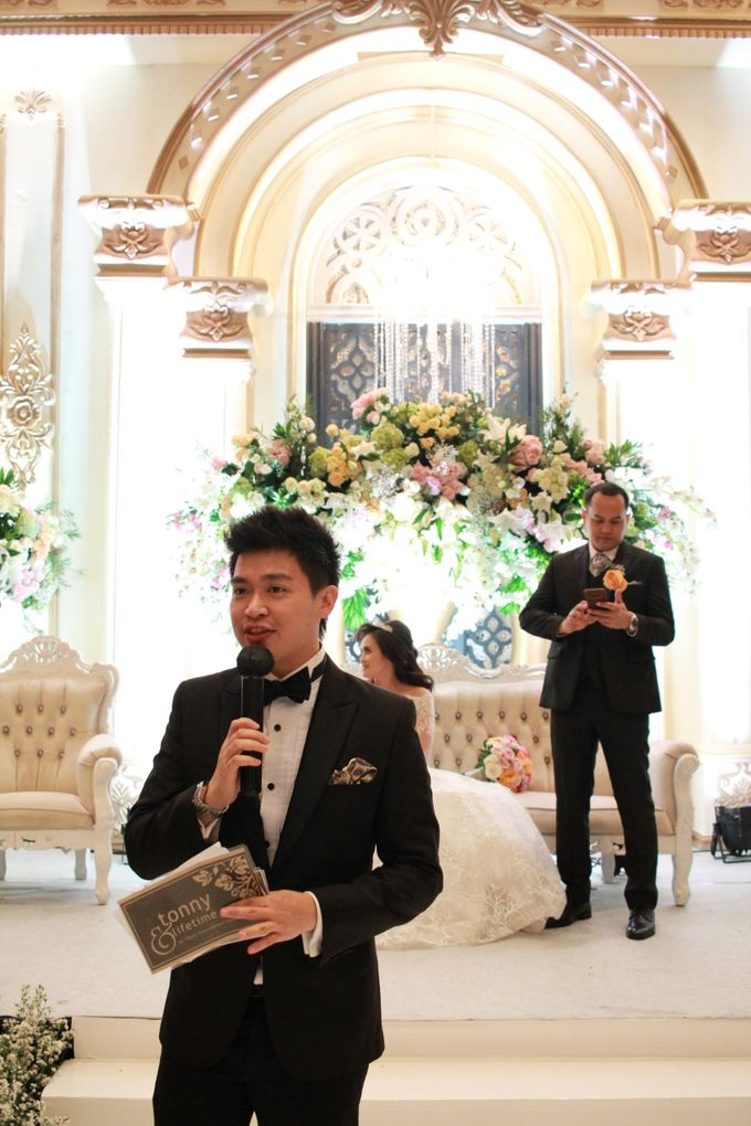 Mc Wedding AryaDuta Jakarta - Anthony Stevven by Hotel Aryaduta Jakarta - 020
