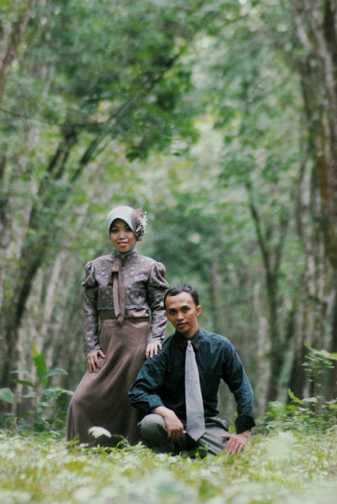 Pre-wedd  Nila-Asroel by Kalila Photography - 001