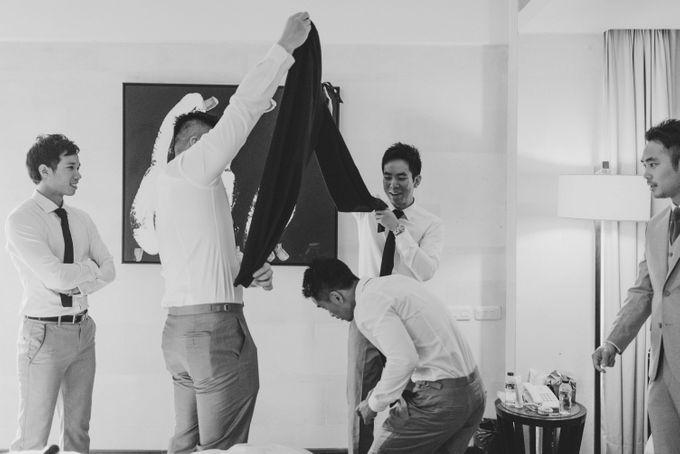 Wedding in Villa Latitude by Bali Tie d' Knot - 001