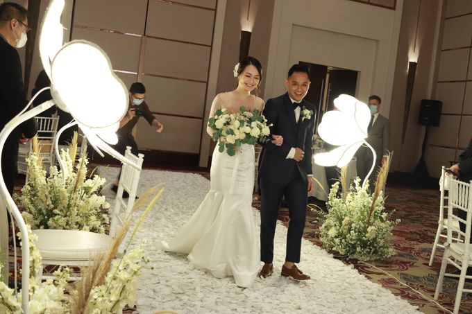 MC Wedding Intimate Fairmont Jakarta - Anthony Stevven by Anthony Stevven - 016