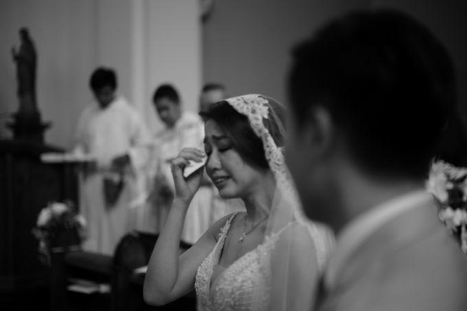 Alvin & Natasha Wedding by Philip Formalwear - 027