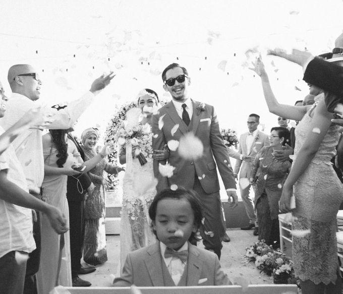 Intan Ayu & Olaf Wedding by Ray Aloysius Photography - 044